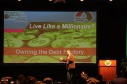Todd speaks at 2012 Smart Women Smart Money Conference