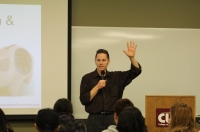 Todd speaks at Future Hispanic Leaders Conference