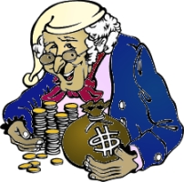 Scrooge Christmas Spending Personality