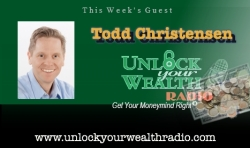 Todd is Interviewed on Unlock Your Wealth Radio-1/30/2014