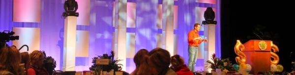 Todd Christensen addresses Smart Women Smart Money Conference