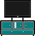 cabinet-TV